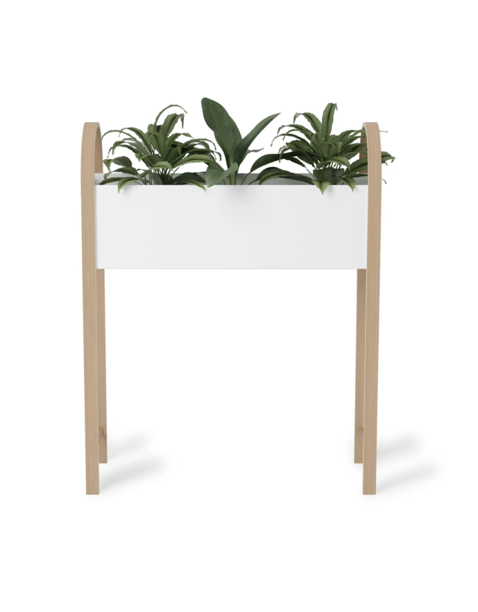 Grove Planter and Storage