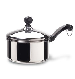 FAR 1 Quart Covered Saucepan