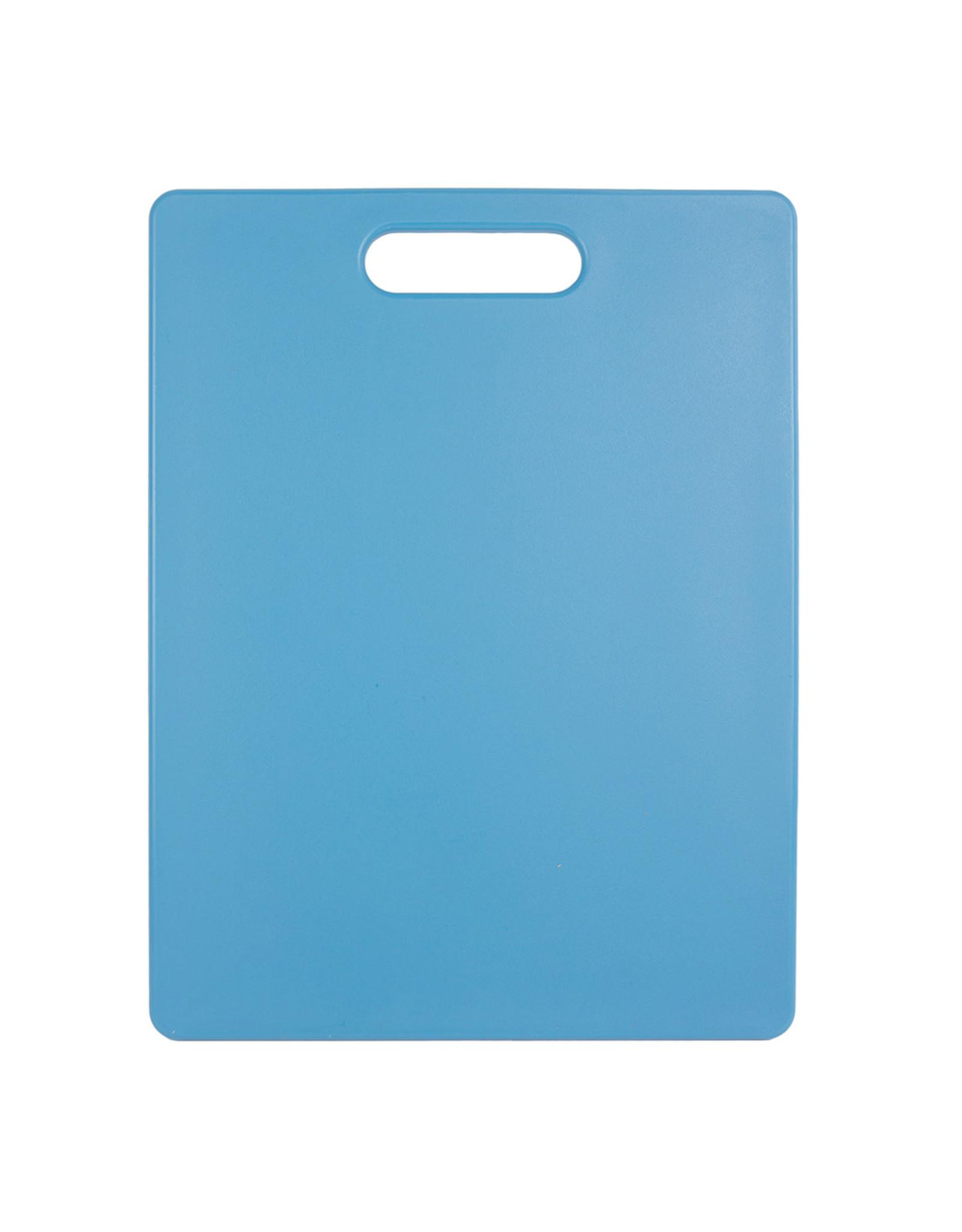 """Gripper Cutting Board 11"""" x 14"""" in Blue"""