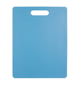 "Gripper Cutting Board 11"" x 14"" in Blue"
