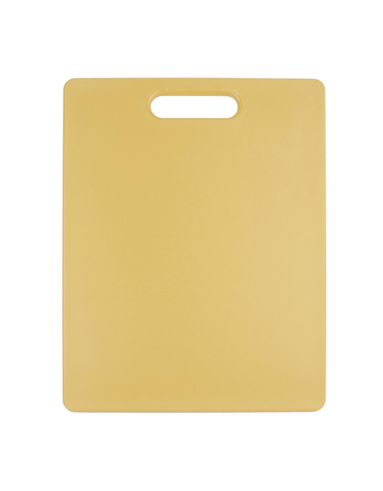 """Gripper Cutting Board 11"""" x 14"""" in Yellow"""