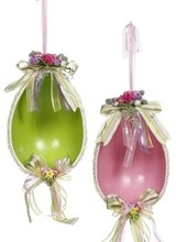 Mark Roberts Hanging Showcase Egg