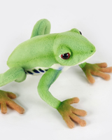 Hansa Toys Usa Red Eyed Tree Frog