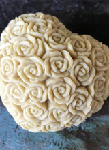 Hippy Sister Soap Co. Heart of Roses Sand