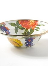 Mackenzie-Childs Flower Market Breakfast Bowl