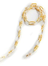 Mackenzie-Childs Parchment Check Eyeglass Chain