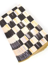 Mackenzie-Childs Courtly Check Guest Napkins