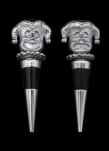 Arthur Court Designs Mardi Gras Bottle Stopper