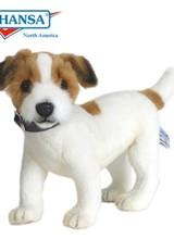 Hansa Toys Usa Jack Russel Terrier