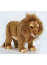 Hansa Toys Usa Male Lion Standing