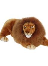 Hansa Toys Usa Male Lion Laying