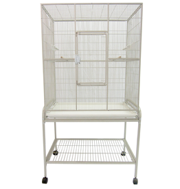 "A&E 32""x21"" Flight Cage & Stand"