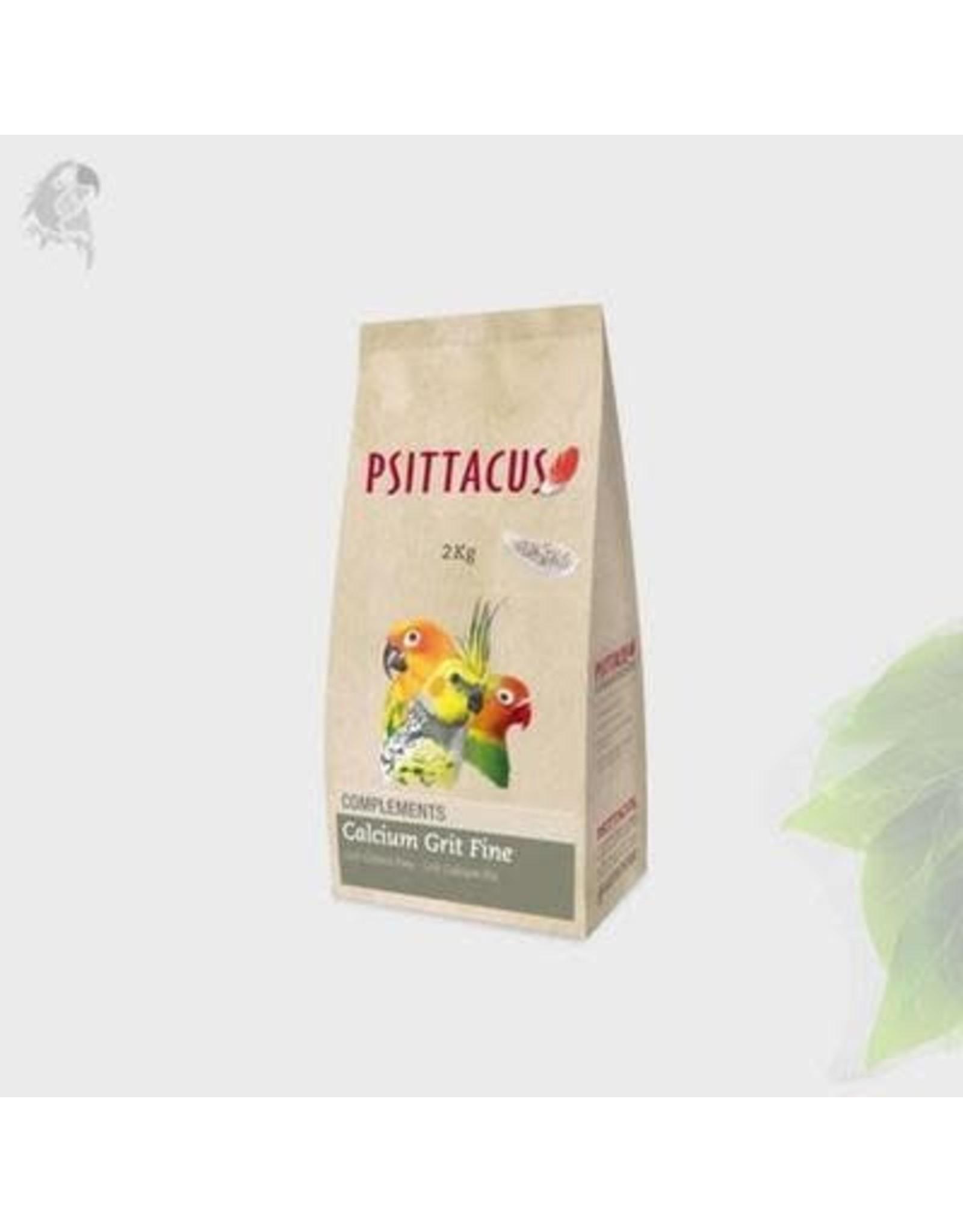 Psittacus Calcium Grit Fine 4lbs