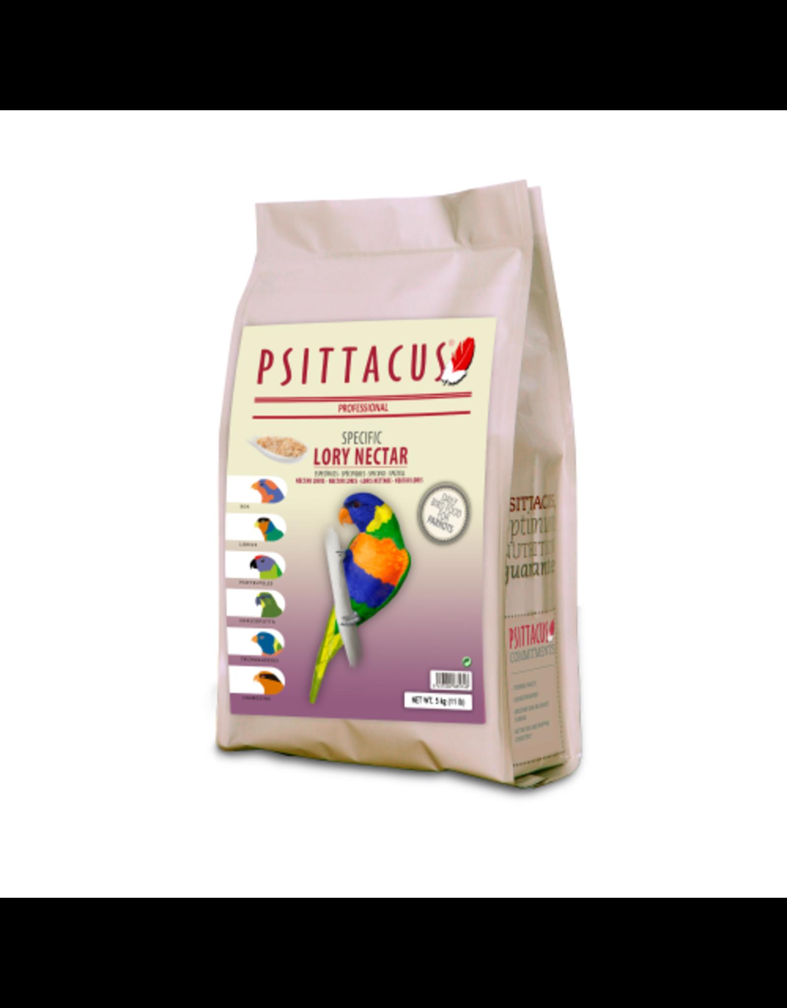 Psittacus Lories nectar 2lbs 3 oz