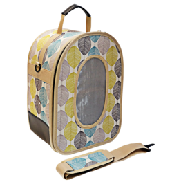 """Soft Sided Travel Carrier - SMALL LEAF 14.5"""" x 10.5"""" x 7"""""""
