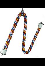 """A & E CAGE CO. Cotton Cable Perch 36"""" x 1"""