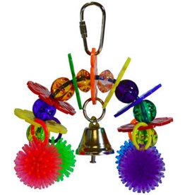 A&E CAGE CO Rainbow Bridge Bird Toy