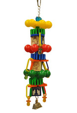 A & E CAGE CO. Spin Tower