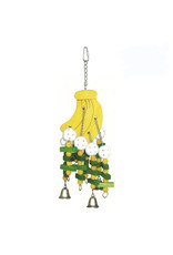 "A & E CAGE CO. Large Bananas, 19.69"" x 5.12"" x 5.12"