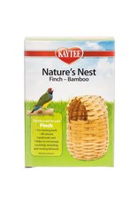 CENTRAL - SUPER PET SUPERPET Natur Nest Bamboo Finc