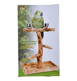 PENN-PLAX 19 IN. NATURAL TREE PERCH FOR LG. BIRDS