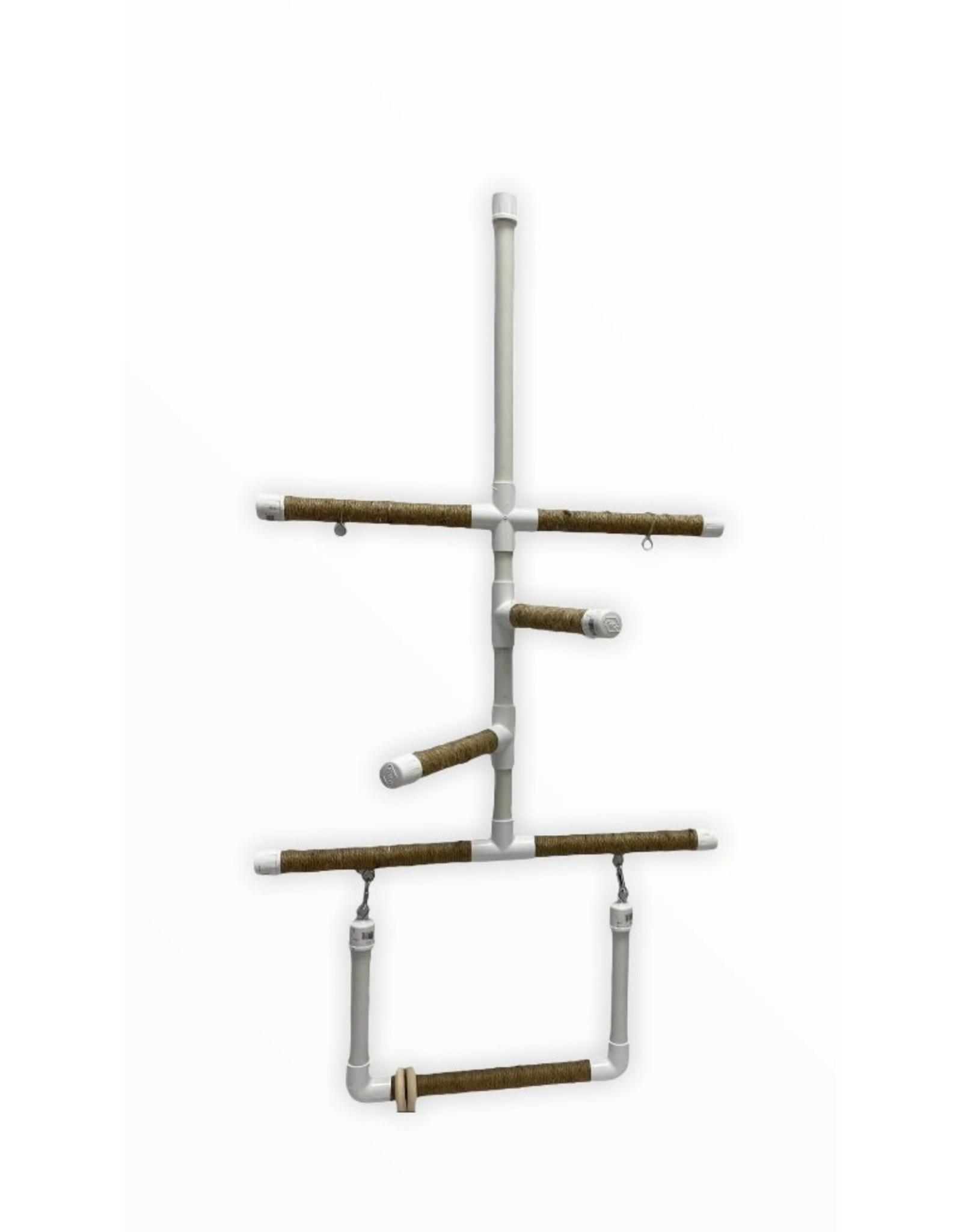 SafeBeaks PVC Hanging Perch SB 018