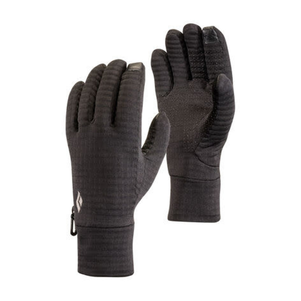 Black Diamond LightWeight GridTech Fleece Gloves