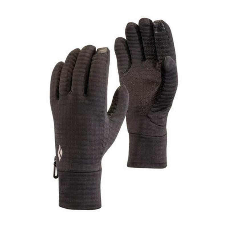 Black Diamond LightWeight GridTech Fleece Gloves