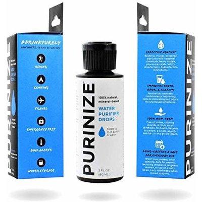 Purinize Water Purifier Drops - 2oz