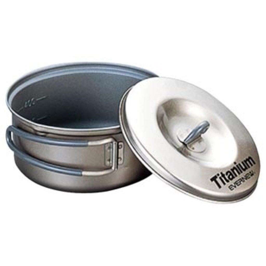 Evernew TItanium Non-Stick Pot-0.6L
