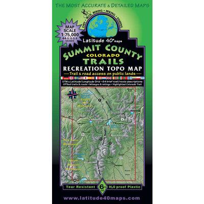 Latitude 40 Maps