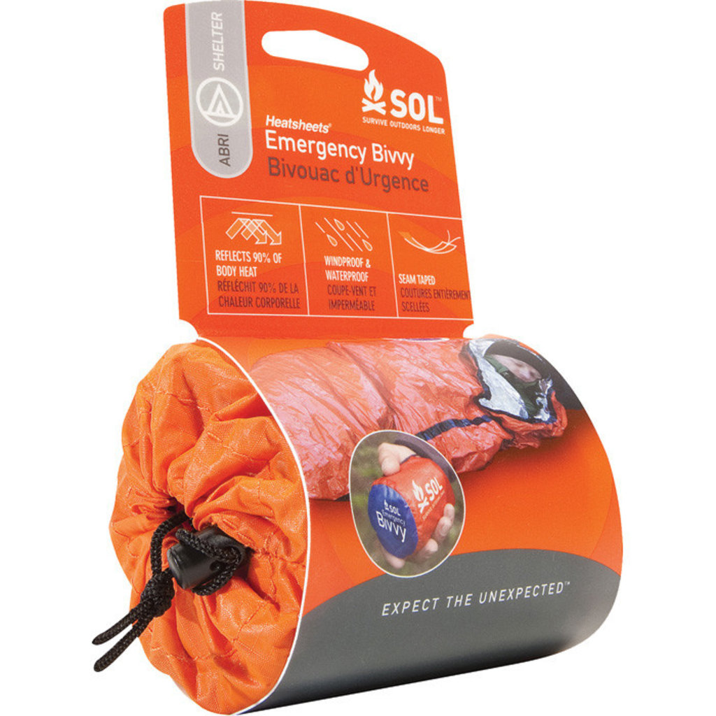 SOL SOL EMERGENCY BIVVY