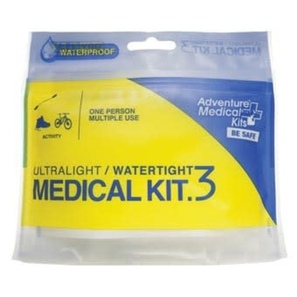 ADVENTURE MEDICAL Ultralight & Watertight First Aid Kit - .3