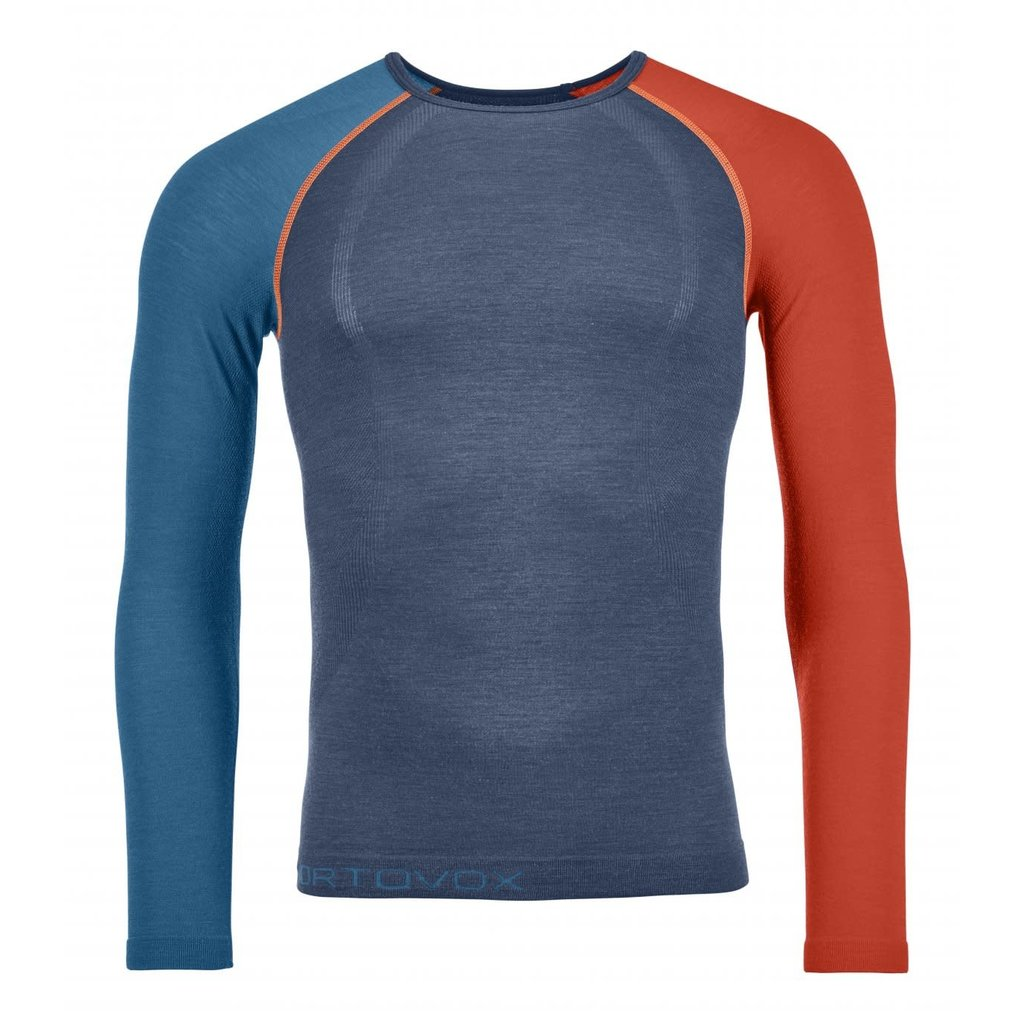 Ortovox 120 Merino Comp Light Long Sleeve Men's