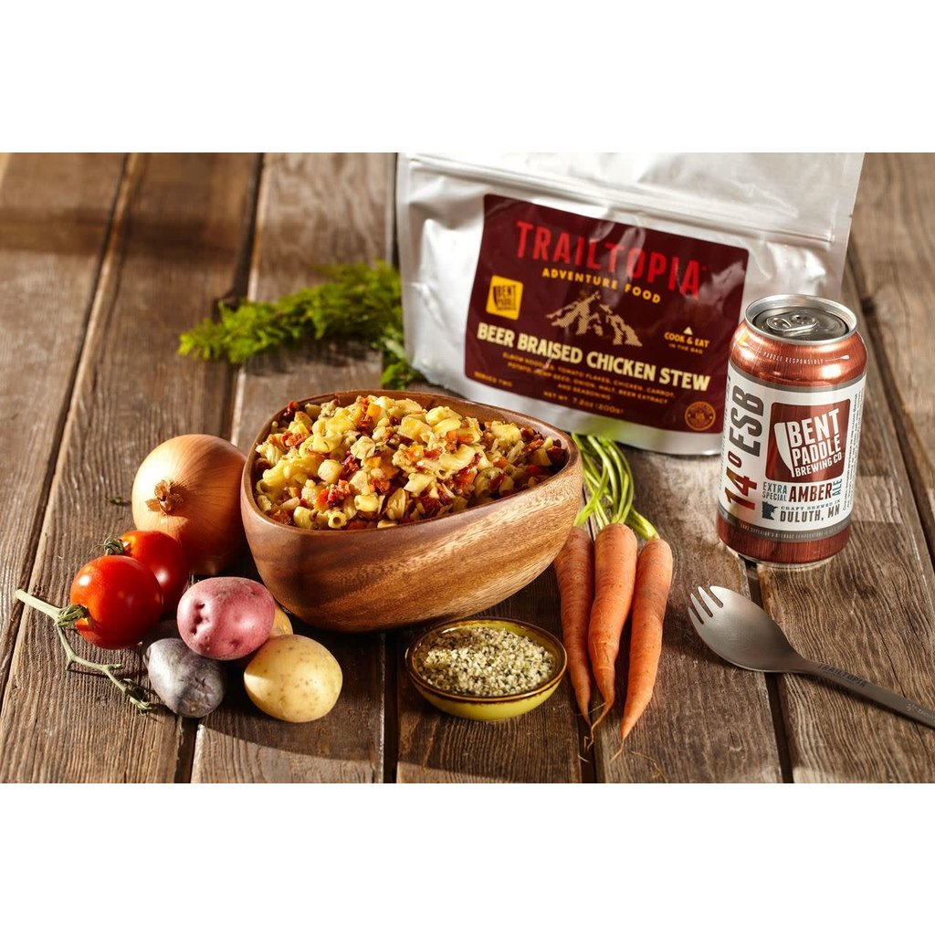 Trail Topia Trailtopia Entrees - 2 Servings