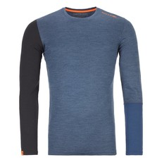 Ortovox 185 Rock'n'wool Long Sleeve - Men's