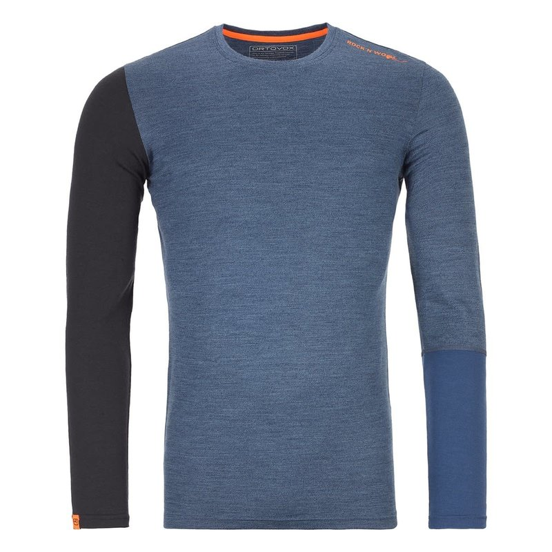 Ortovox 185 Rock'n'wool Long Sleeve - Men's