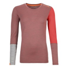 Ortovox 185 Rock'n'wool  Long Sleeve - Women's