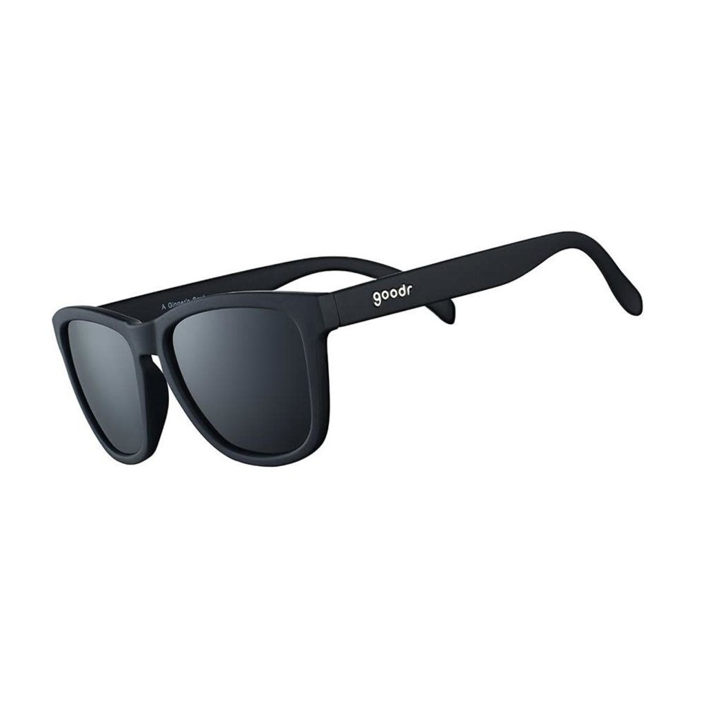 Goodr Goodr Sunglasses - The OG's (Non-Reflective Lens)
