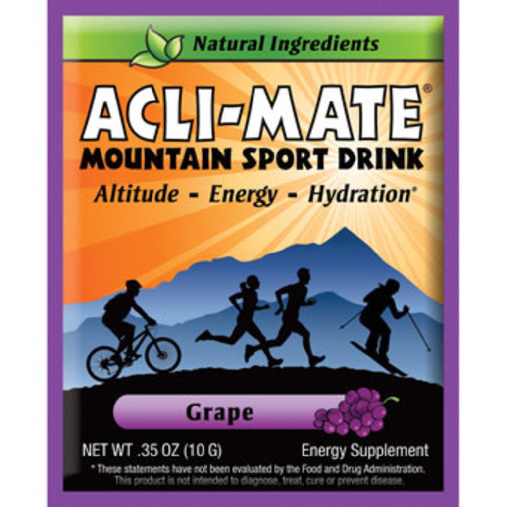 Acli-Mate Acli-Mate Altitude & Energy Drink