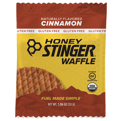Honey Stinger Honey Stinger Organic Gluten Free Waffles