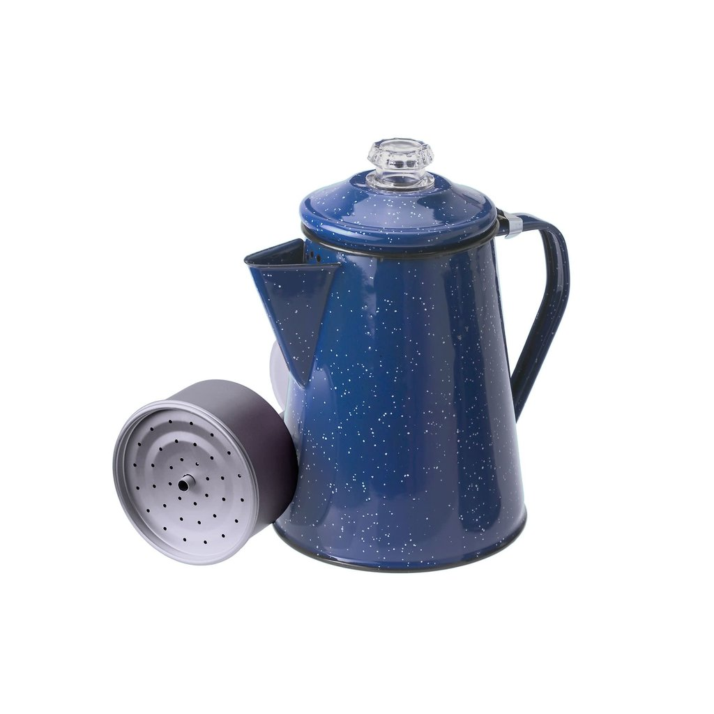 GSI Outdoors 8 Cup Percolator- Blue