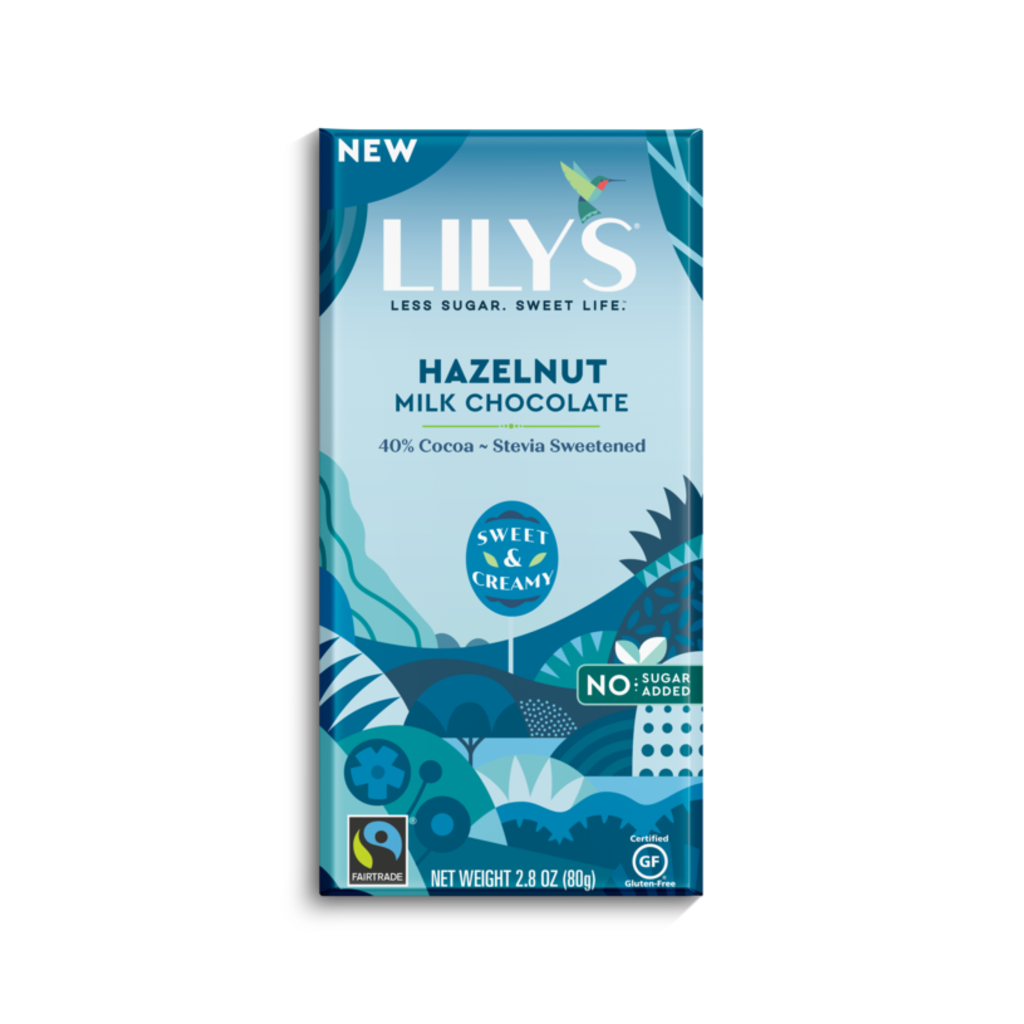 Lily's Chocolate Bars - 2.8 oz