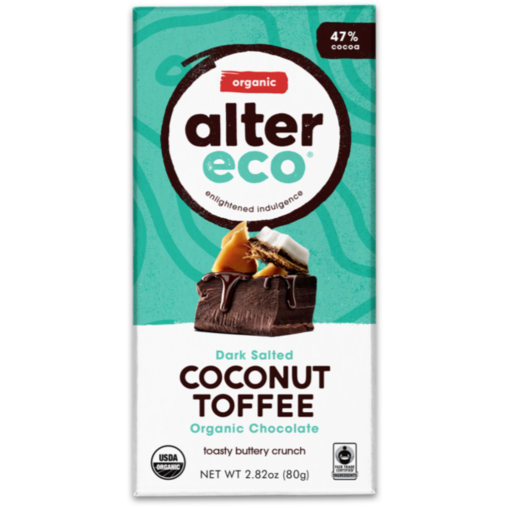 Alter Eco Alter Eco Chocolate Bar - 2.82 oz