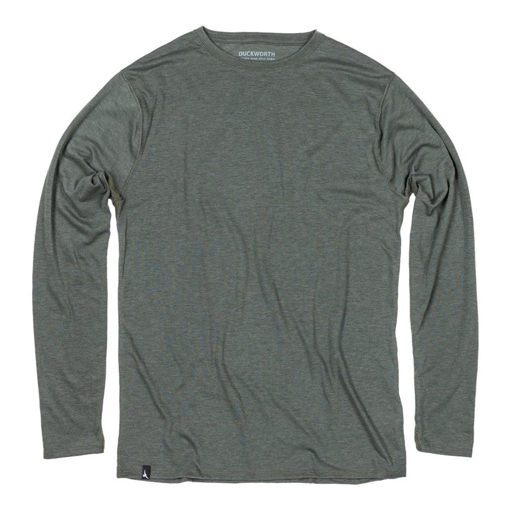 Duckworth Vapor LS Crew - Men's