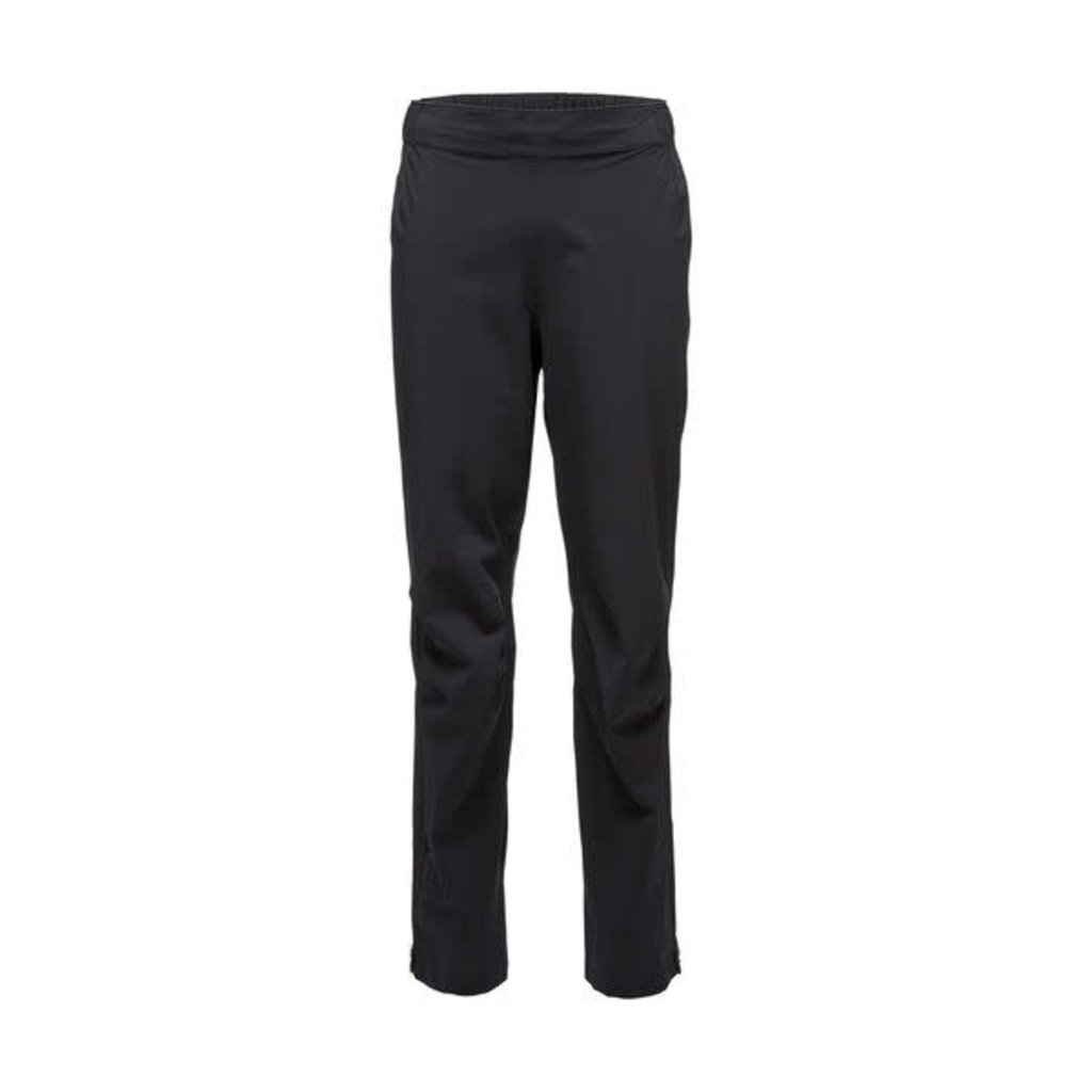 Black Diamond Stormline Stretch Rain Pants - Men's