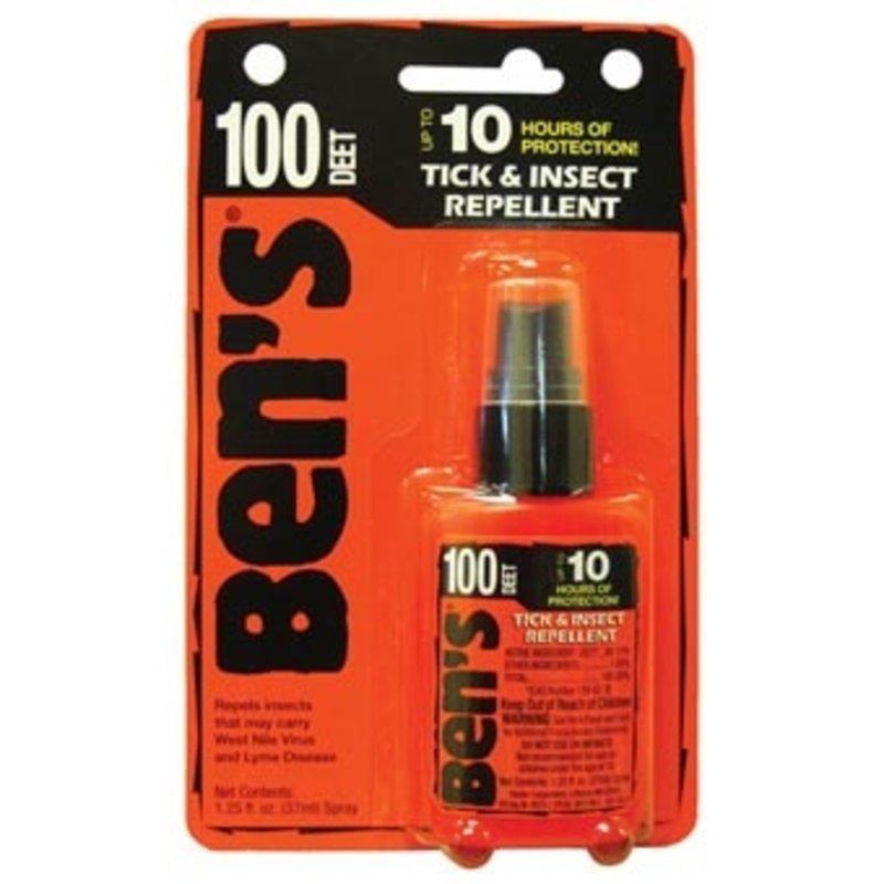 Ben's Ben's Insect Repellent 1.25oz Spray