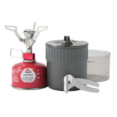 PocketRocket 2 Mini Stove Kit  0.8 LTR