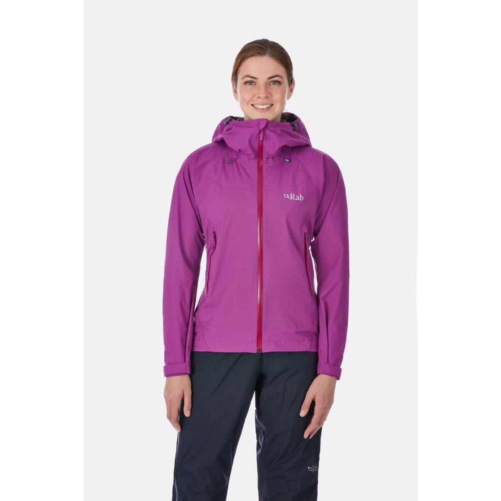 Rab Downpour Plus Jacket - Women's