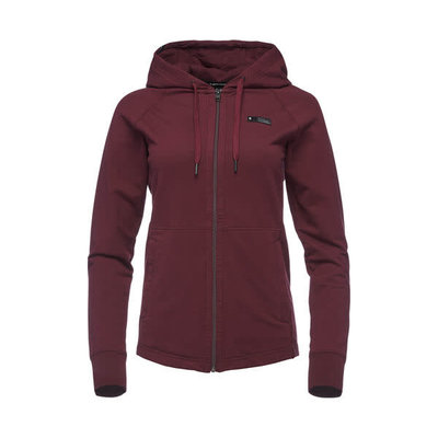 Black Diamond Basis Fully Zip Hoody - Women's